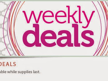 New Wednesday Weekly Deals NOW AVAILABLE