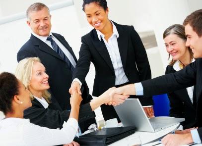 Riunione con il Personale in Ufficio