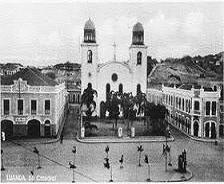 IGREJA DA SÉ - ANO 1938.