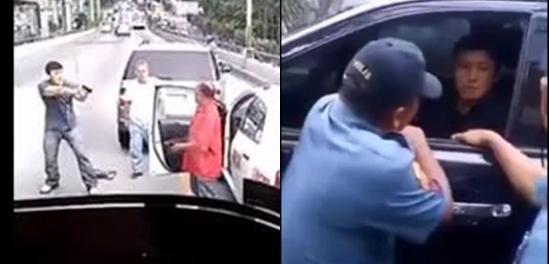 Bill Tan Ang Road Rage