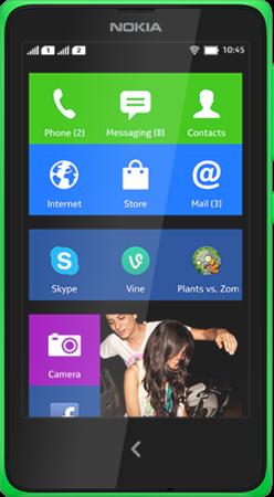 Nokia X Smartphone