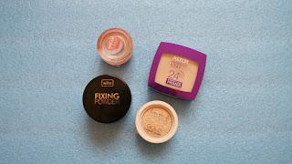 Zakupy i prezenty kosmetyczne i półproduktowe