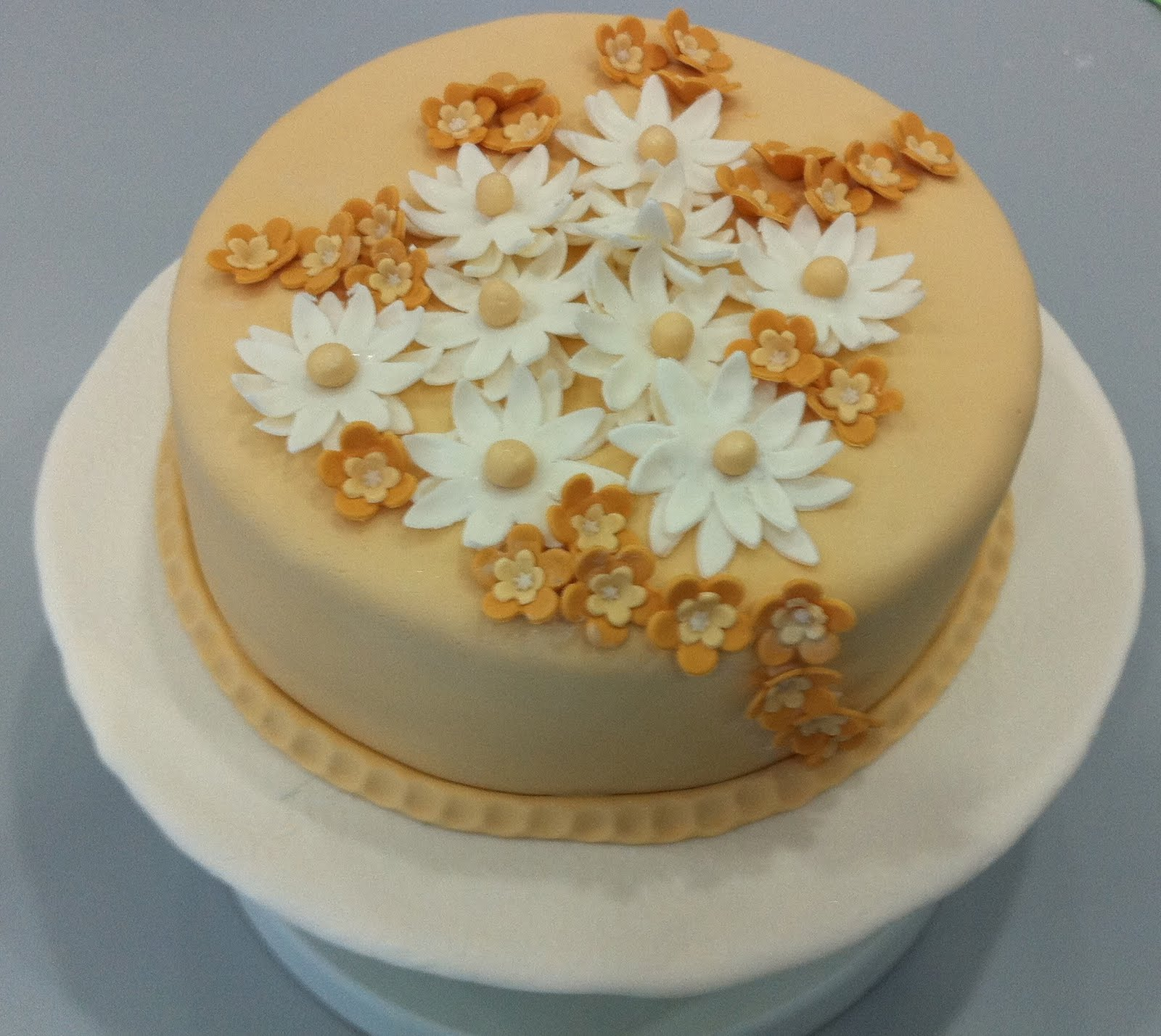 Simply Amazing Cakes Flower Cakes
