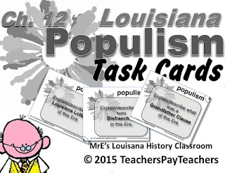 https://www.teacherspayteachers.com/Product/LOUISIANA-Transition-Era-Populism-Task-Cards-2175525
