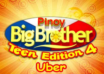 PINOY BIGBROTHER TEEN EDITION 4 (UBER) - JUN 04, 2012 PART 1/2