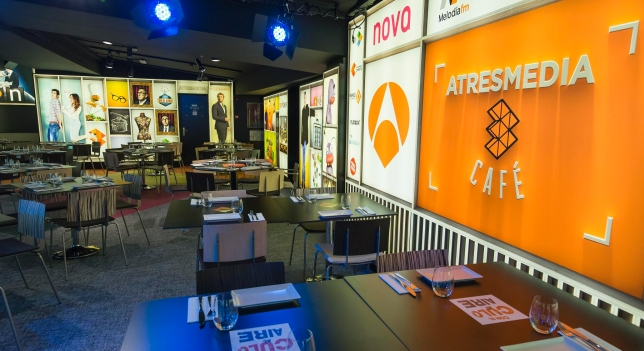 Atresmedia Café