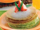 Resep Kue Pancake Pandan Praktis