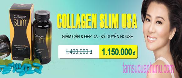 Tại sao phải giảm cân với Collagen Slim - Collagen Slim là gì?