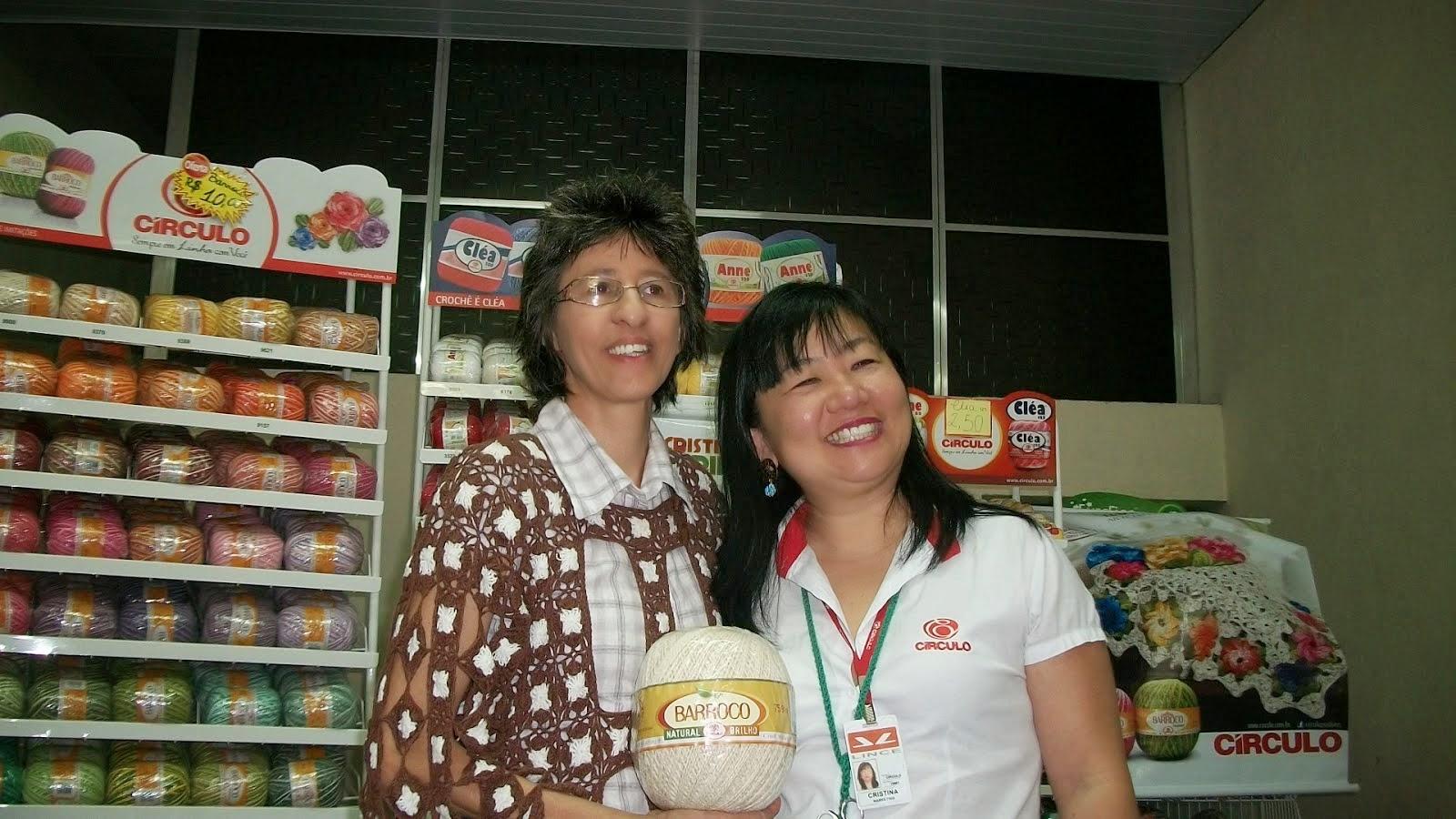 Cristina Luriko e Regina