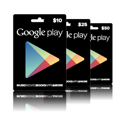 How To Get Free Google Play Gift Card Code