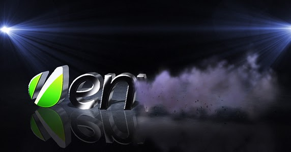 Free Download After Effects Projects: 3D SMOKE LOGO by zhenjueyimen