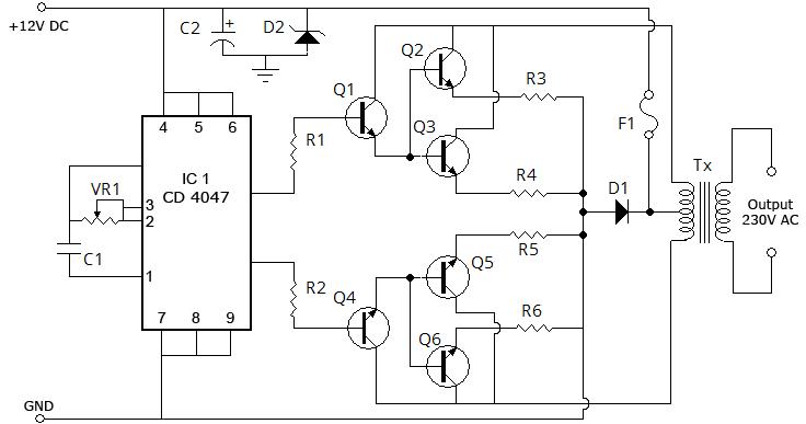 what must todo  simple 100 watt inverter