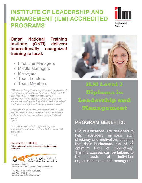 institute of leadership and management level The cmi level 5 certificate in management and leadership gives you a broader  knowledge of middle management skills while focusing on specific leadership.