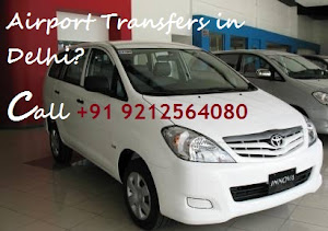 Airport Transfers in Delhi