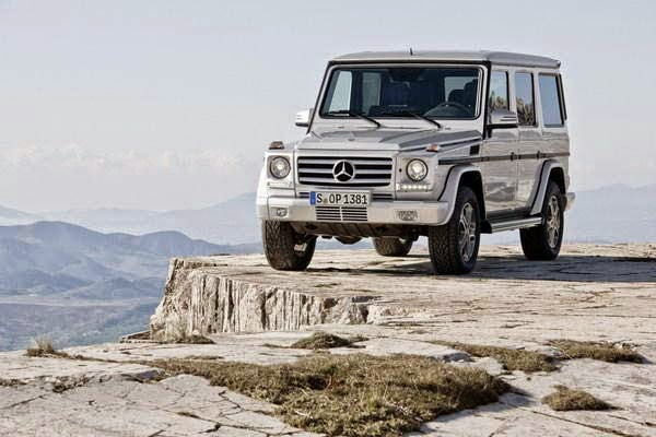 2019 Mercedes Considers G-Class-Inspired Crossover Concept
