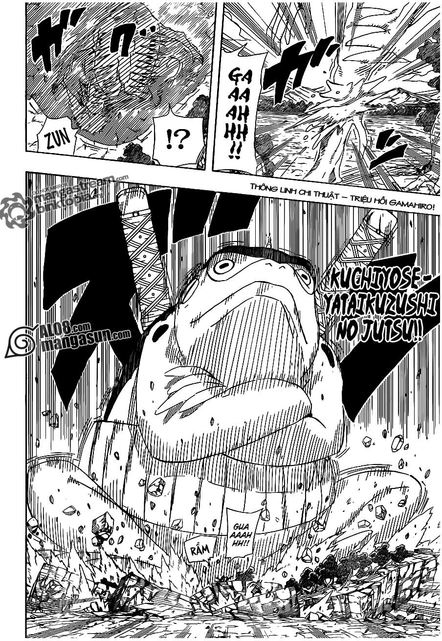 Naruto chap 545 Trang 15 - Mangak.info