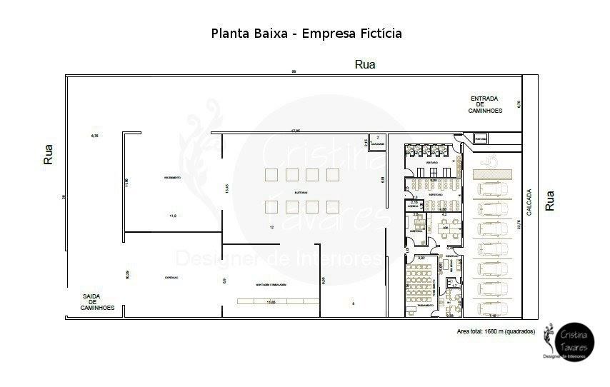 Cristina Tavares Empresa Fict 237 Cia Planta Baixa