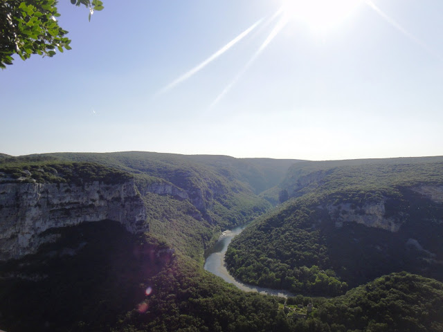 gorges de l'Ardèche France