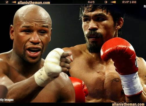 "Manny Pacquiao: ""Mayweather will have to wait until 2015"""