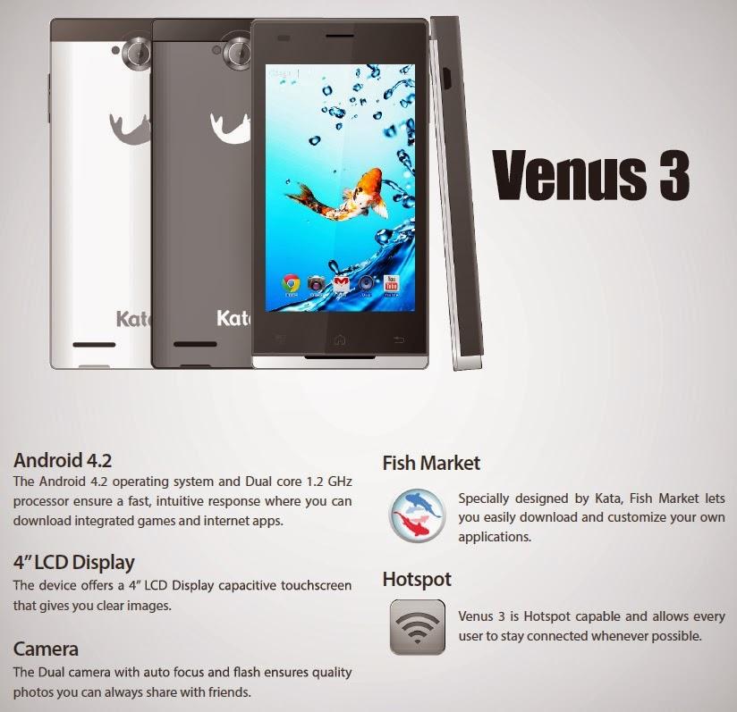 Kata Venus 3