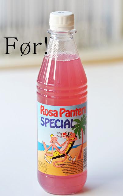Rosa panter brus