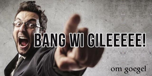 """Ilustrasi: """"Bang Wi Gileeeee!"""""""