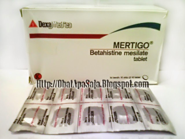 mertigo tablet