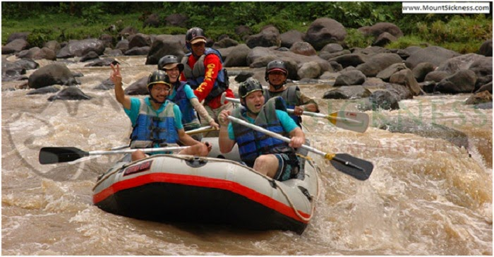 Elo River Rafting Adventure