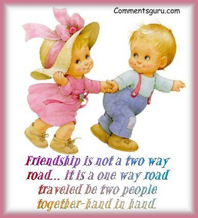 Wallpaper mouth download friendship day cards free download friendship day cards free greetings e card orkut images pic scraps greeting card image two cute kids card with quote m4hsunfo