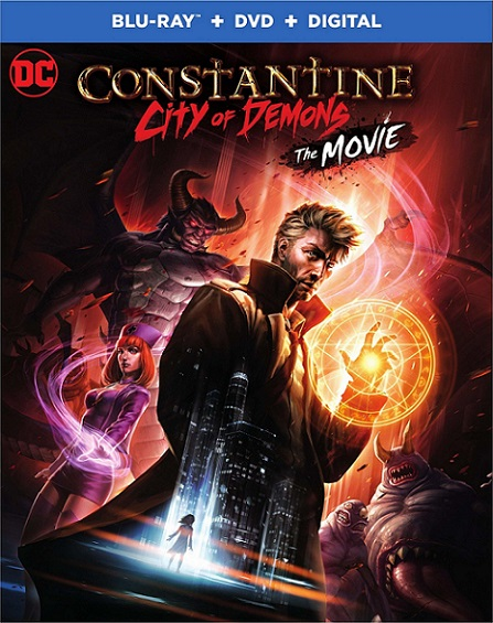 Constantine City Of Demons – The Movie (2018) 720p y 1080p BDRip mkv Dual Audio AC3 5.1 ch