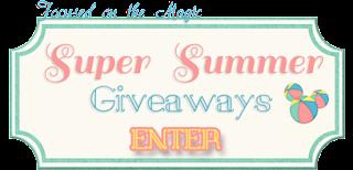 Super Summer Giveaways