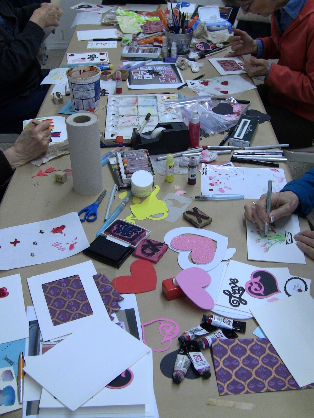 Daniel smith bellevue art store events strathmore cards hands on its time to start creating your holiday greeting cards join strathmore artist papers senior account manager kari foteff for this hands on card making kristyandbryce Choice Image
