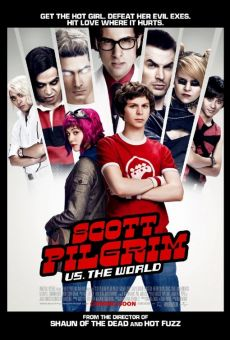 Xem Phim Scott Pilgrim Vs The World - Scott Pilgrim Vs The World