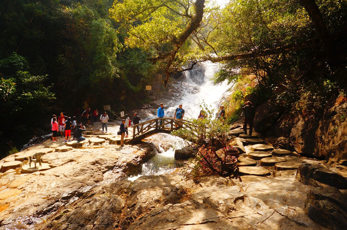 Водопад-Далат