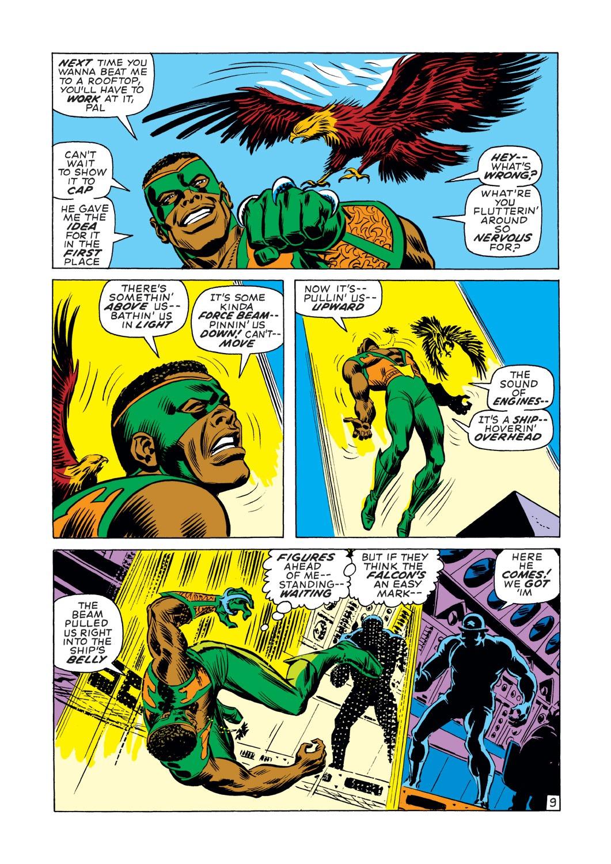 Captain America (1968) Issue #139 #53 - English 10