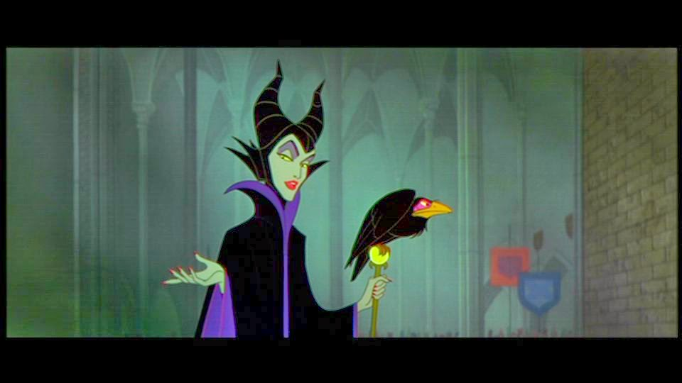 Maleficent Sleeping Beauty 1959 movieloversreviews.filminspector.com