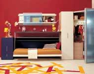 gambar desain kamar tidur anak