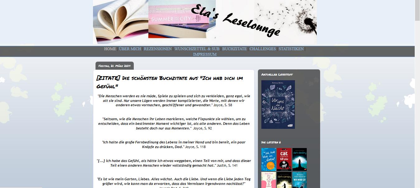 http://elasleselounge.blogspot.de/