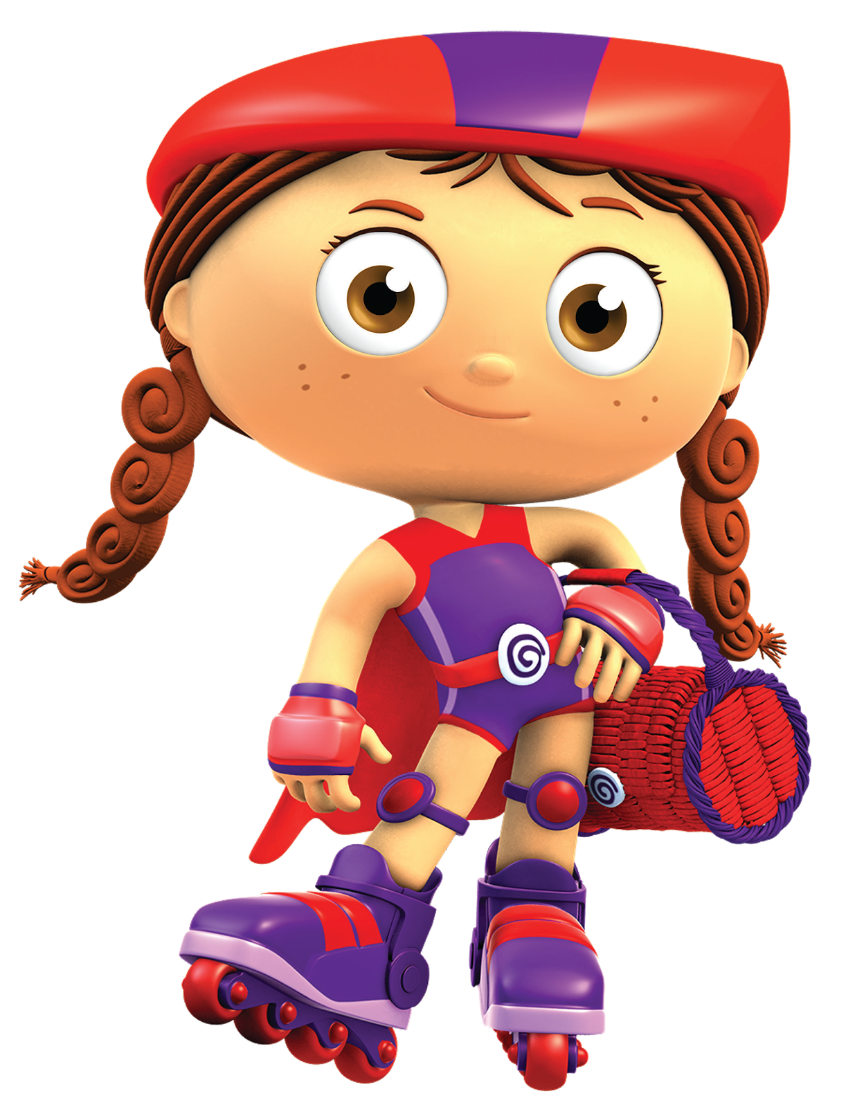 Super Why  PNG Super Why