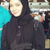 gambar nora danish pergi umrah 2012