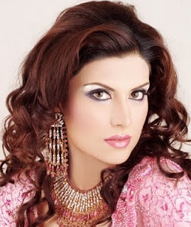 Party Make Up Style in Pakistan