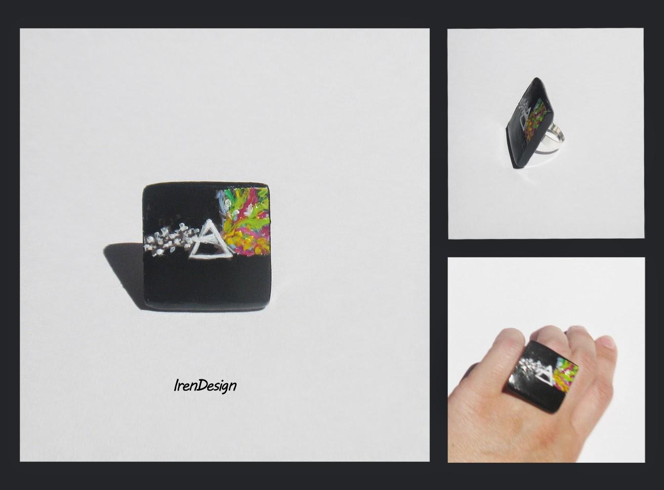 ring handmade by irendesign