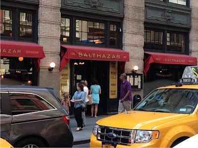 The hopeful traveler balthazar restaurant bakery for Balthazar reservations
