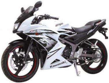 New Ninja 150 RR 2012 Edition   Ready For Order