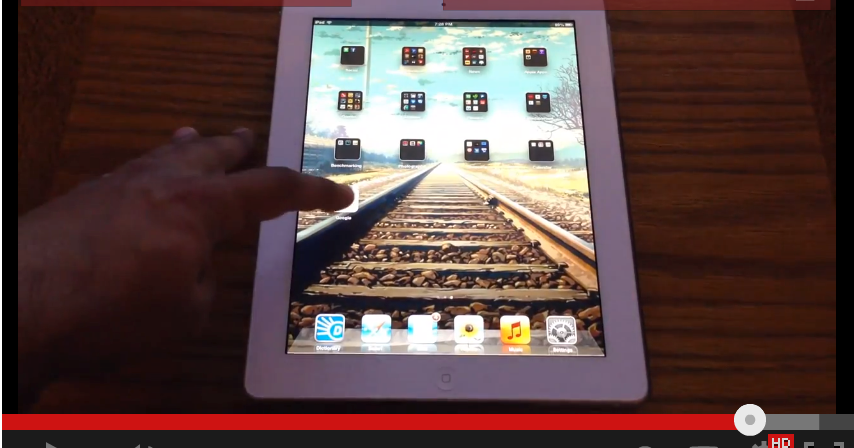 An Interesting Collection of Handy iPad Tips for Teachers and Students