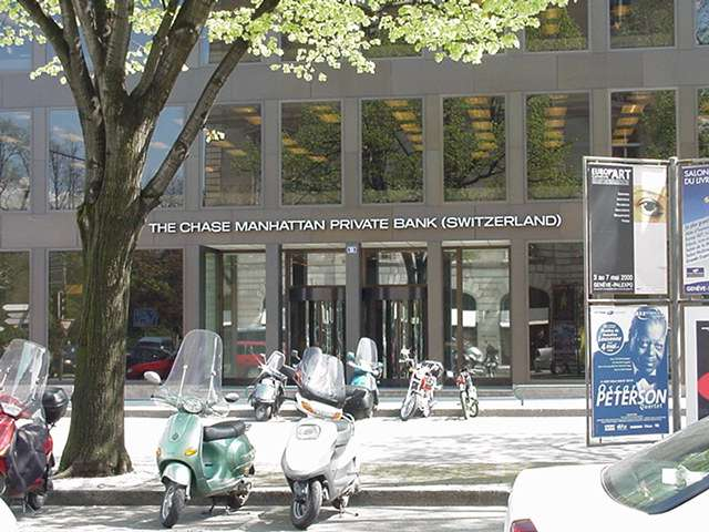 chase manhattan bank amsterdam