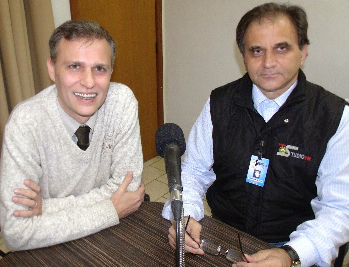 Airton Engster dos Santos e Carlos Rafael Mallmann