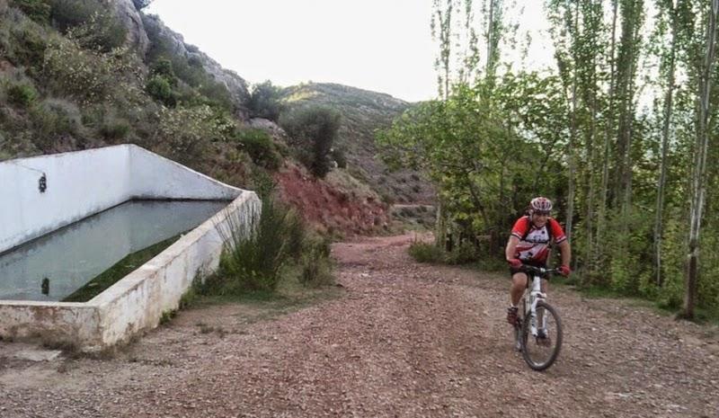 Las tres fuentes de la Calderona