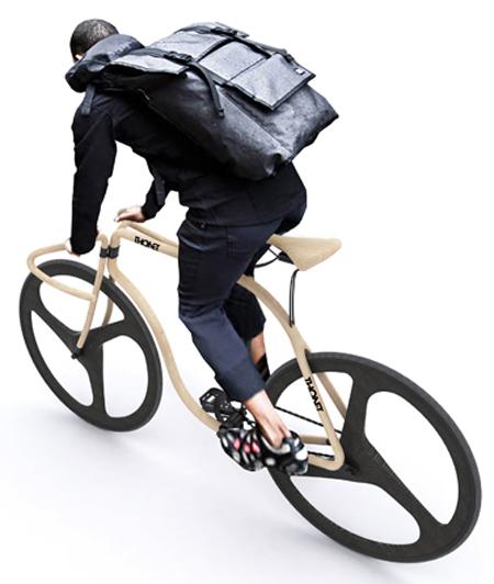 La bicicleta Thonet de Andy Martin