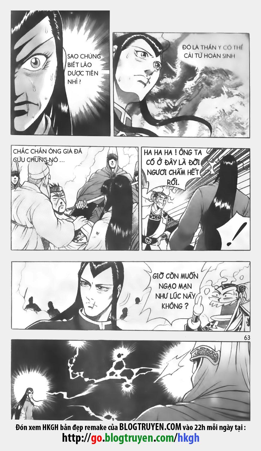 Hiệp Khách Giang Hồ chap 64 page 3 - IZTruyenTranh.com